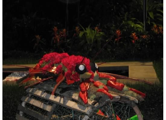 floral scorpion