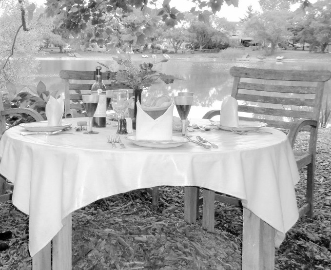 table by lake (2)