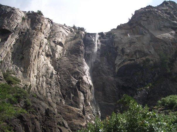 falls yosemite
