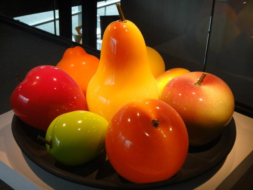fruits glass