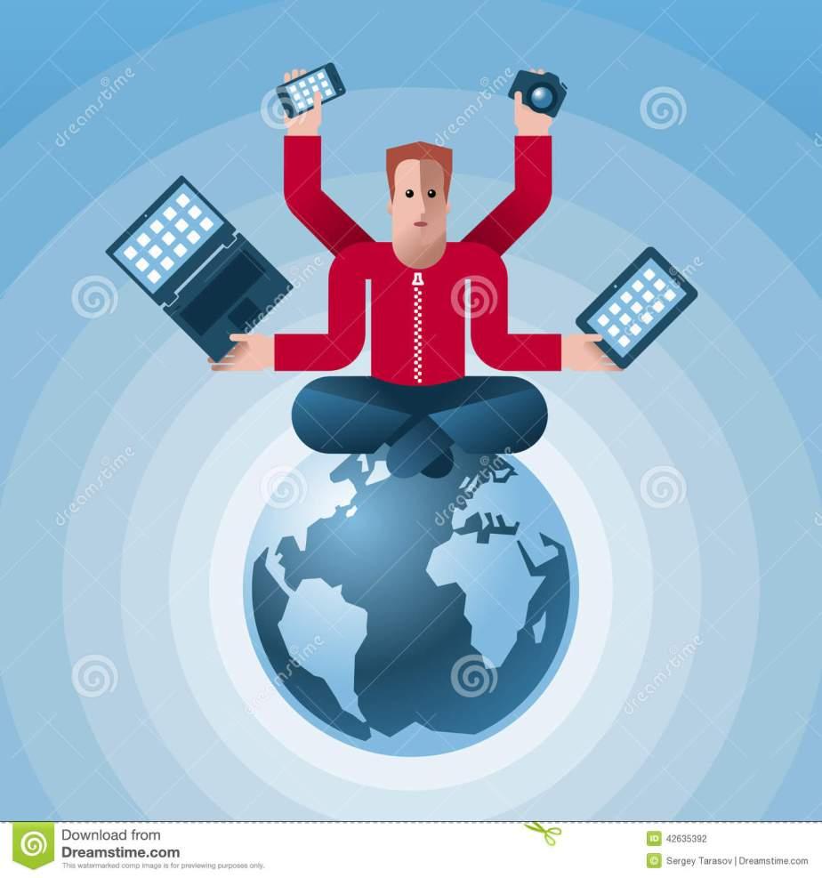 media-tation-media-meditation-many-armed-cartoon-yoga-man-sitting-globe-lotus-position-holding-contemporary-electronic-42635392 (1)