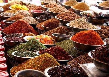 spices indian