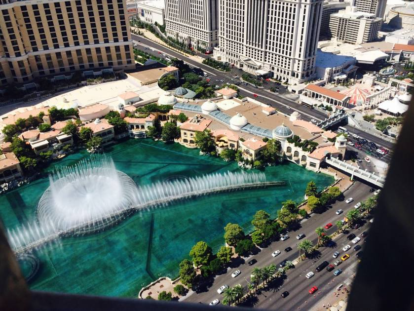 bellagio from top