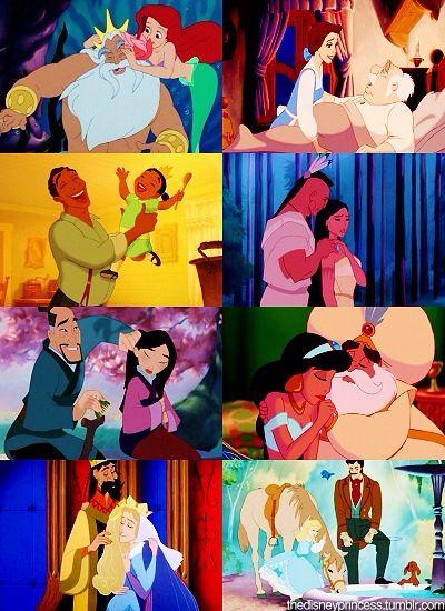 father princess