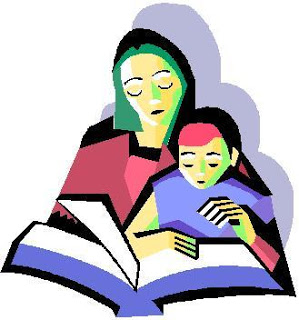 child-reading-with-mother